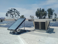 Commercial upgrade in Torrance, CA, USA